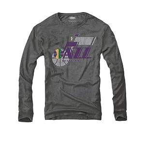 Utah Jazz NBA Dedication Long Sleeve T-Shirt S by Majestic Threads
