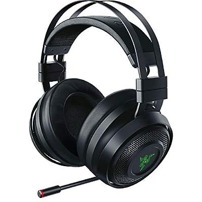 Razer Nari ゲーミングヘッドセット Thx 360度立体音響 無線有線 冷却ジェルパッド 【日本正規代理店保証品】 Rz04-02680100-r3m1