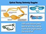 Optical Racing Swimming Goggles