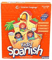 Kids! Spanish (Windows CD-ROM)