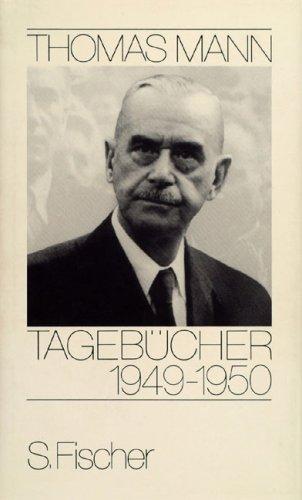Buchseite und Rezensionen zu 'Tagebücher 1949-1950' von Thomas Mann