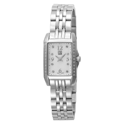 MOVADO Watch:ESQ by Movado Women's 7101297 Capri Diamond Accented Watch Images