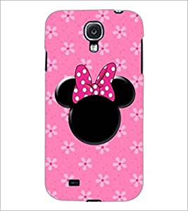PrintDhaba Minnie Mouse D-1454 Back Case Cover for SAMSUNG GALAXY MEGA 6.3 (Multi-Coloured)