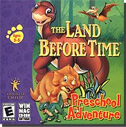 The Land Before Time Animated Preschool Adventure