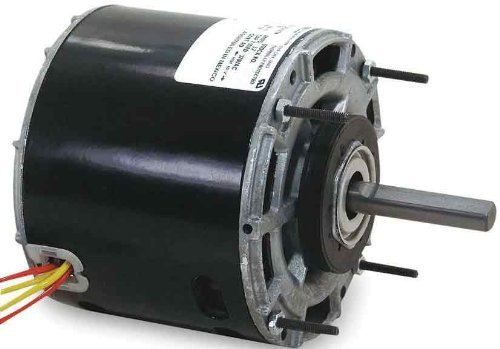 Ao Smith 9644 5.0-Inch Frame Diameter 1/8 Hp 1075 Rpm 115-Volt 2.5-Amp Sleeve Bearing Blower Motor