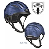 Tipperary Sportage Equestrian Sport Helmet, Large, Cocoa Brown (Color: Cocoa Brown, Tamaño: Large)