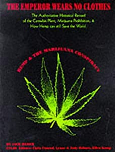 "Cover of ""Hemp and the Marijuana Conspira..."