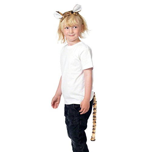 Tiger Ears and Tail Set for Children
