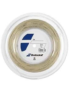 ★BABOLAT★Xcel Natural 1.30mm★バボラ エクセル ナチュラル 1.30mm★【200mロールガット】