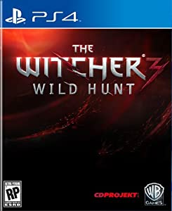 The Witcher 3: Wild Hunt - PlayStation 4 Standard Edition from Warner Home Video - Games