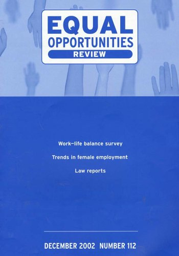 Equal Opportunities Review