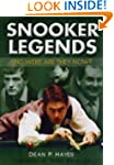 Snooker Legends: And Where Are They Now?