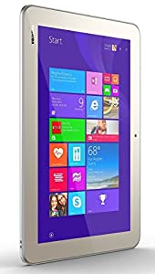 Toshiba Encore 2 WT10-A32 10-Inch 32gb Tablet, 1.83GHz Intel Atom Proccessor, Windows 8.1, Wi-Fi, Bluetooth, and Dual Cameras, Gold (Certified Refurbished)