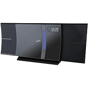iHB603B Wireless Bluetooth Speaker System with CD Player and FM Radio