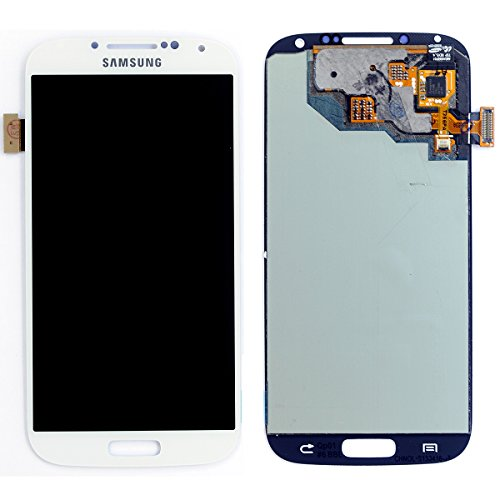 Samsung Galaxy S4 S Iv I9500 I9505 I337 Lcd Screen + Digitizer Touch White