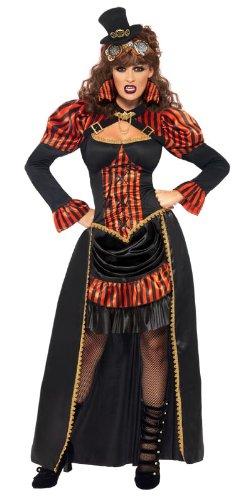 Steampunk Victorian Vampiress Costume