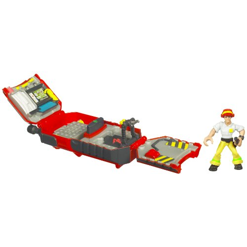 Playskool Adventure Heroes - Fire - 1