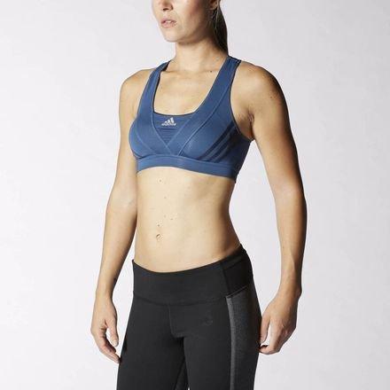 adidas Damen Sport BH mit Racerback Supernova, vista blue/collegiate navy, 32, M61930 online kaufen