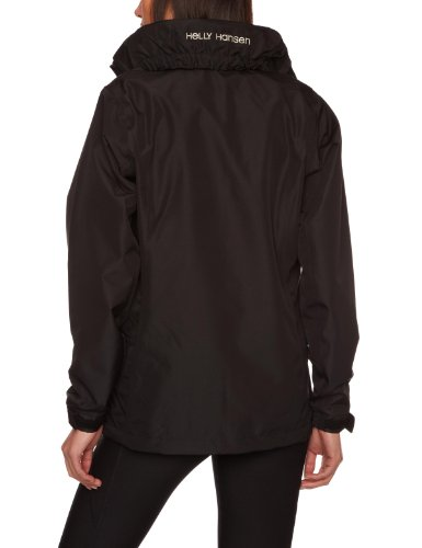 Helly Hansen Damen Jacke W Aden Jacket, Black, XL, 55853 -