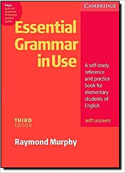 Essential Grammar in Use with Answers: A Self-Study