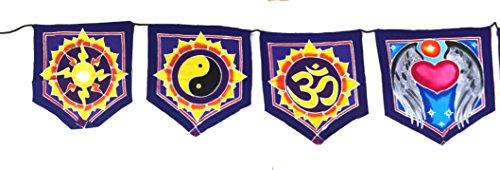chakra-banner-7-chakras-wall-hanging-banner-art-prayer-flag-clarity-vision-prayer-flag-xl-10-feet