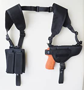 Amazon.com : Shoulder Holster Beretta 92, 96 & M9 with