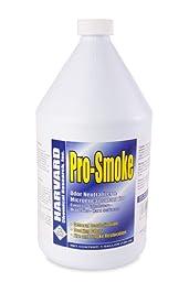 Harvard Chemical 722 Pro-Smoke Malodor Encapsulant and Odor Neutralizer, 1 Gallon Bottle (Case of 4)