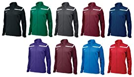 Nike 535663 Women's Avenger Knit Warm-Up Jacket (call 1-800-234-2775 to order)