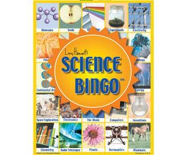 Science Bingo Educational Game
