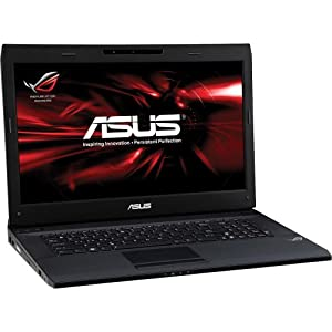 ASUS G73SW-3DE Republic of Gamers 17.3-Inch 3D Gaming Laptop (Black)