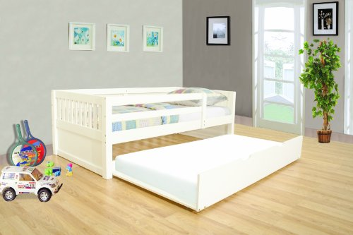 Cheap Trundle Beds 6314 front