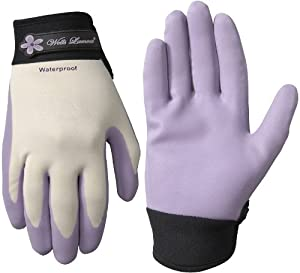 Wells lamont 519s womens gardening gloves for Gardening gloves amazon