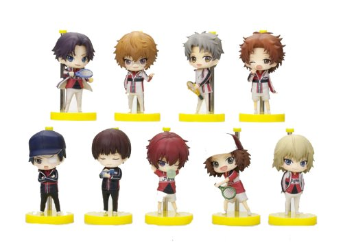Prince The Second Game BOX of One Coin Grande Figure Collection new tennis (japan import)