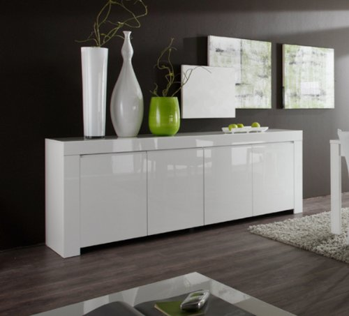 Sideboard-Amalfi-4-trig-210-x-84-x-50-cm-wei-hochglanz