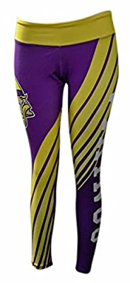 Minnesota Vikings NFL Women's Leggings / Sleepwear Pants