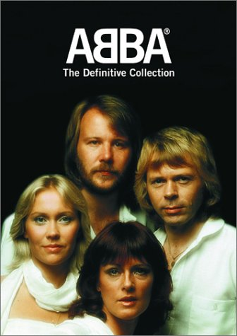 Cover art for  ABBA: The Definitive Collection