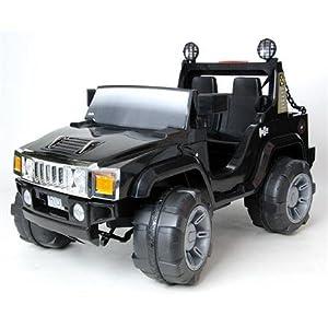 elektro kinderfahrzeuge elektroauto hummer 2 sitzer. Black Bedroom Furniture Sets. Home Design Ideas
