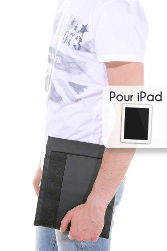 Calvin Klein - Sac Ccs302 999 Noir pour iPad