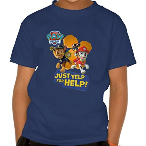 Paw Patrol: Yelp for Help Tee - Boys