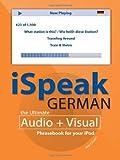 iSpeak-German-Phrasebook-MP3-CD-+-Guide-The-Ultimate-Audio-+-Visual-Phrasebook-for-Your-iPod-iSpeak-Audio-Phrasebook