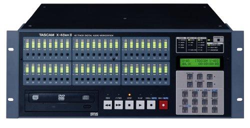tascam x 48mkii channel digital multitrack recorder digital sound recorders online. Black Bedroom Furniture Sets. Home Design Ideas