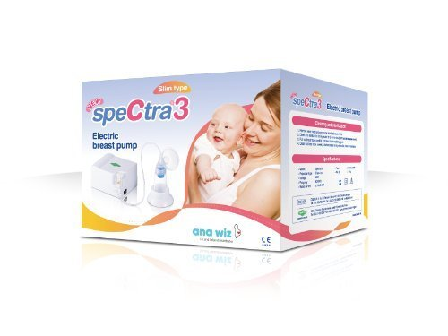 Spectra 3 Electric Breast Pump By Spectra