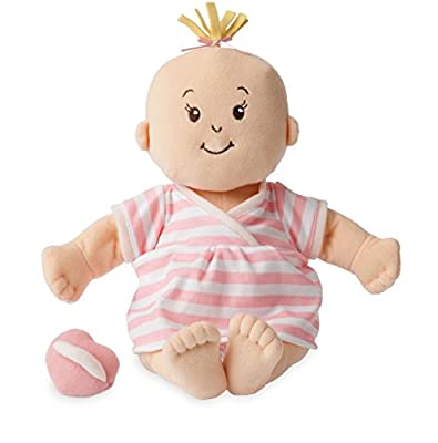 Manhattan Toy Baby Stella Peach Soft Nurturing First Baby Doll by Manhattan Toy that we recomend personally.