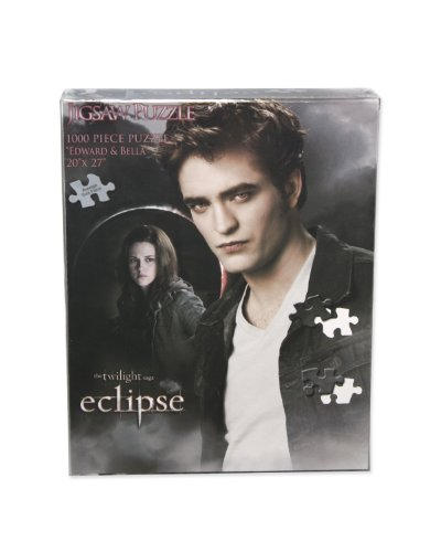 "Twilight ""Eclipse"" Jigsaw Puzzle (Edward and Bella in the Moon)"