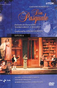 Don Pasquale  [DVD AUDIO]
