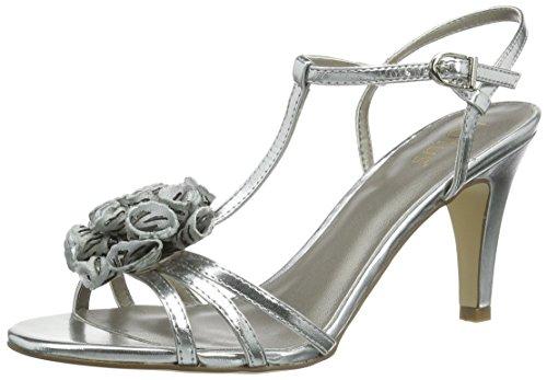 Lotus Belinda, Sandali donna, argento (argento), 39 EU / 6 UK