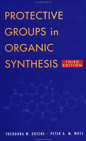 Protective Groups in Organic Synthesis