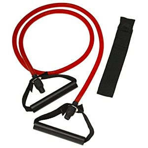 Spri Xertube Resistance Cord with Door Attachment