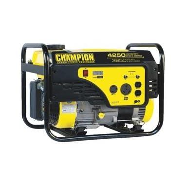 Champion 3650W Portable Generator-3650/4250W GENERATOR