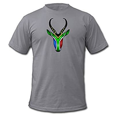 Springbok South Africa T-Shirt by Spreadshirt